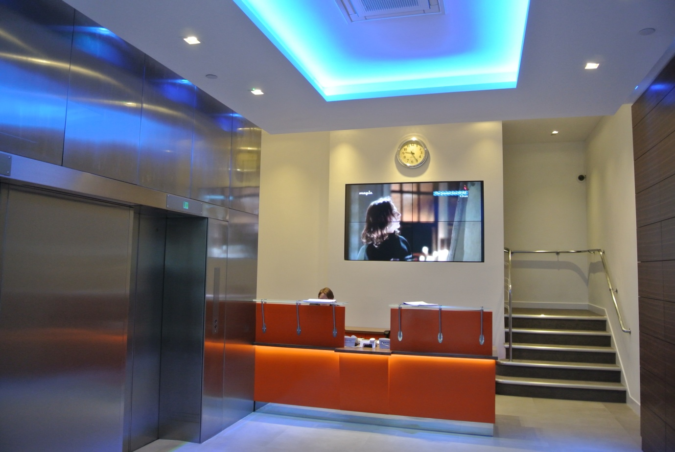 Mappin house trinity construction for Office design regulations uk